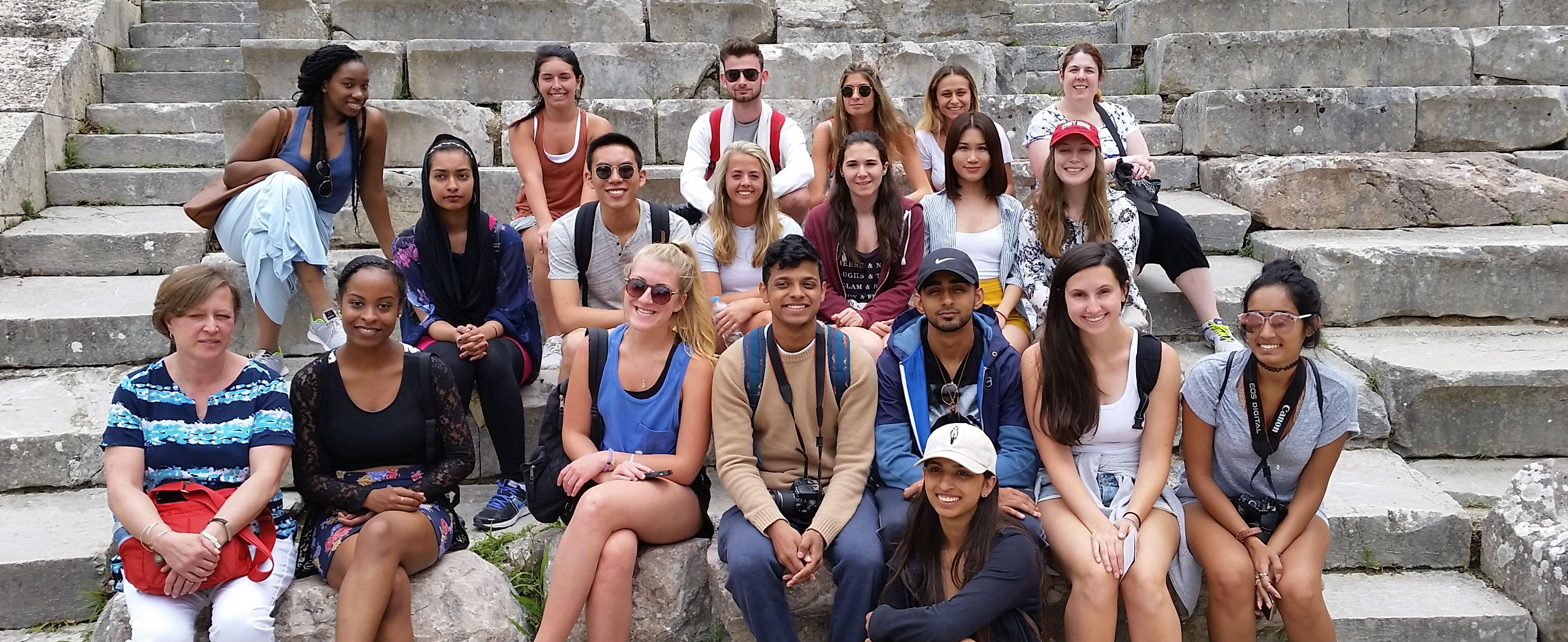 Study Abroad in Greece 2016