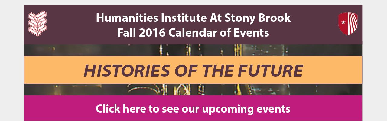 2016 Fall Calendar
