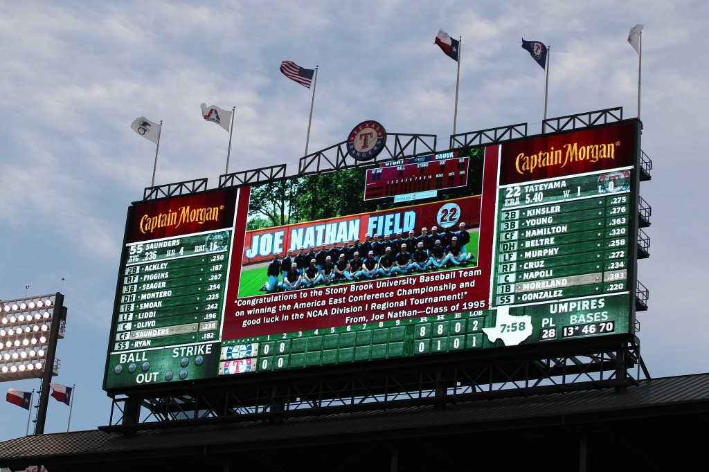 Mlb 13 The Show Jumbotron Led Ribbons And Boards