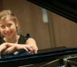 Stony Brook, NY; Stony Brook University:  English major Bella Gurevich played piano at Carnegie Hall