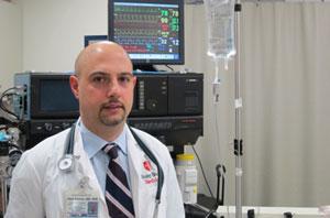 Dr. Sam Parnia