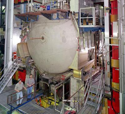 DZero detector
