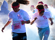 4K Color Splash 2014 (photo by Nicole Mullen)